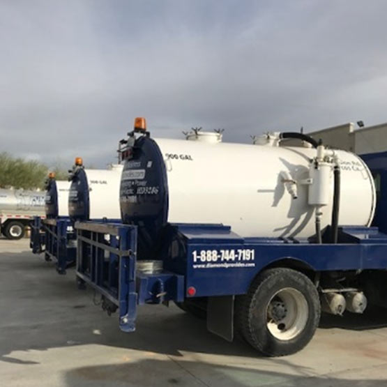 Liquid Waste Pumper Trucks